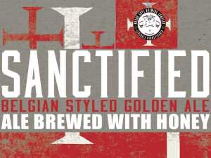 Sanctified Golden Ale