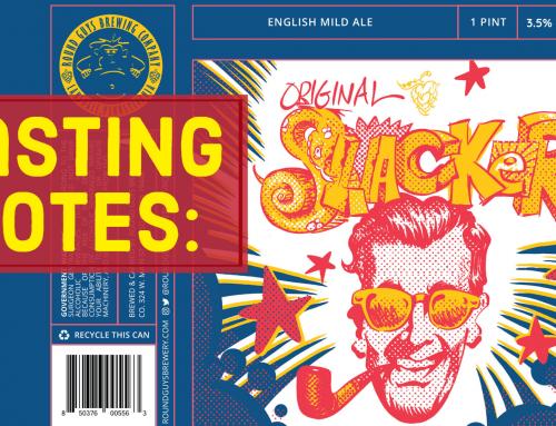 Tasting Notes – Original Slacker