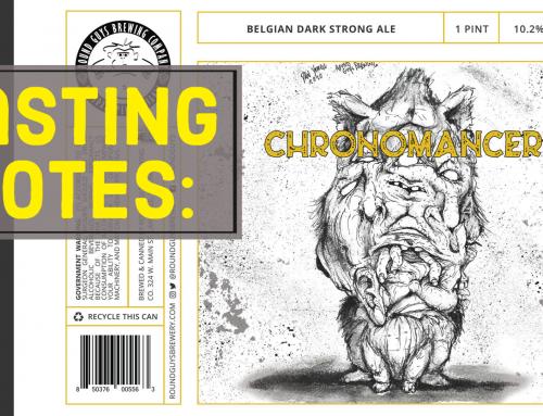 Tasting Notes – Chronomancer Quad Ale