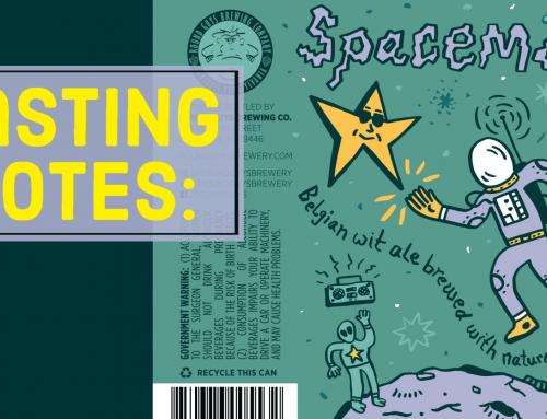 Tasting Notes – Spaceman Wit