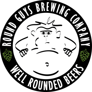 Round Guys Brewing Company Logo, Round Guys Brewing Company is based in Lansdale, PA.
