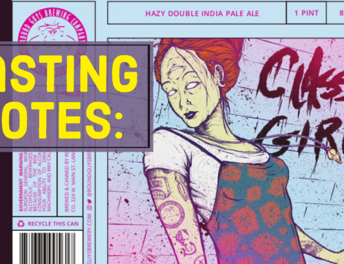 Tasting Notes – Classic Girl Hazy Double India Pale Ale
