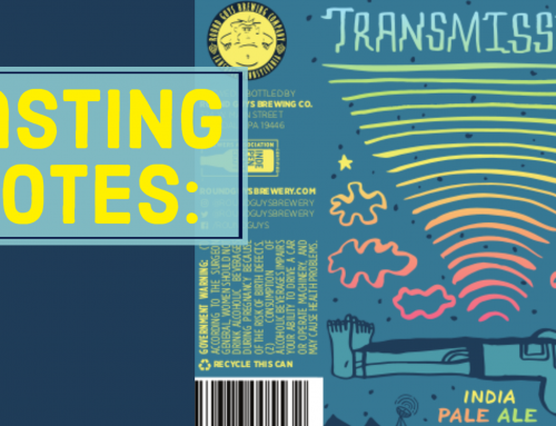 Tasting Notes – Transmission New England Style India Pale Ale