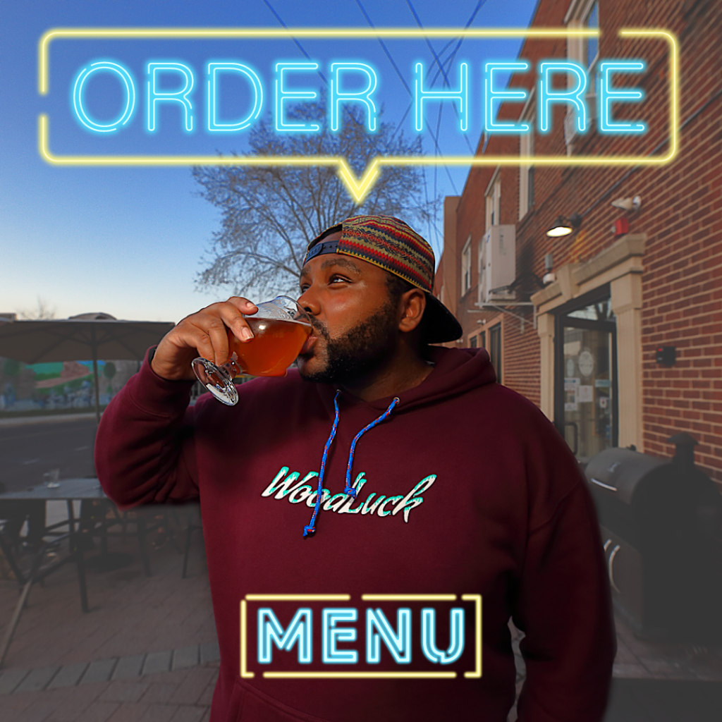 Order food here at Round Guys Brewing Company in Lansdale, PA.