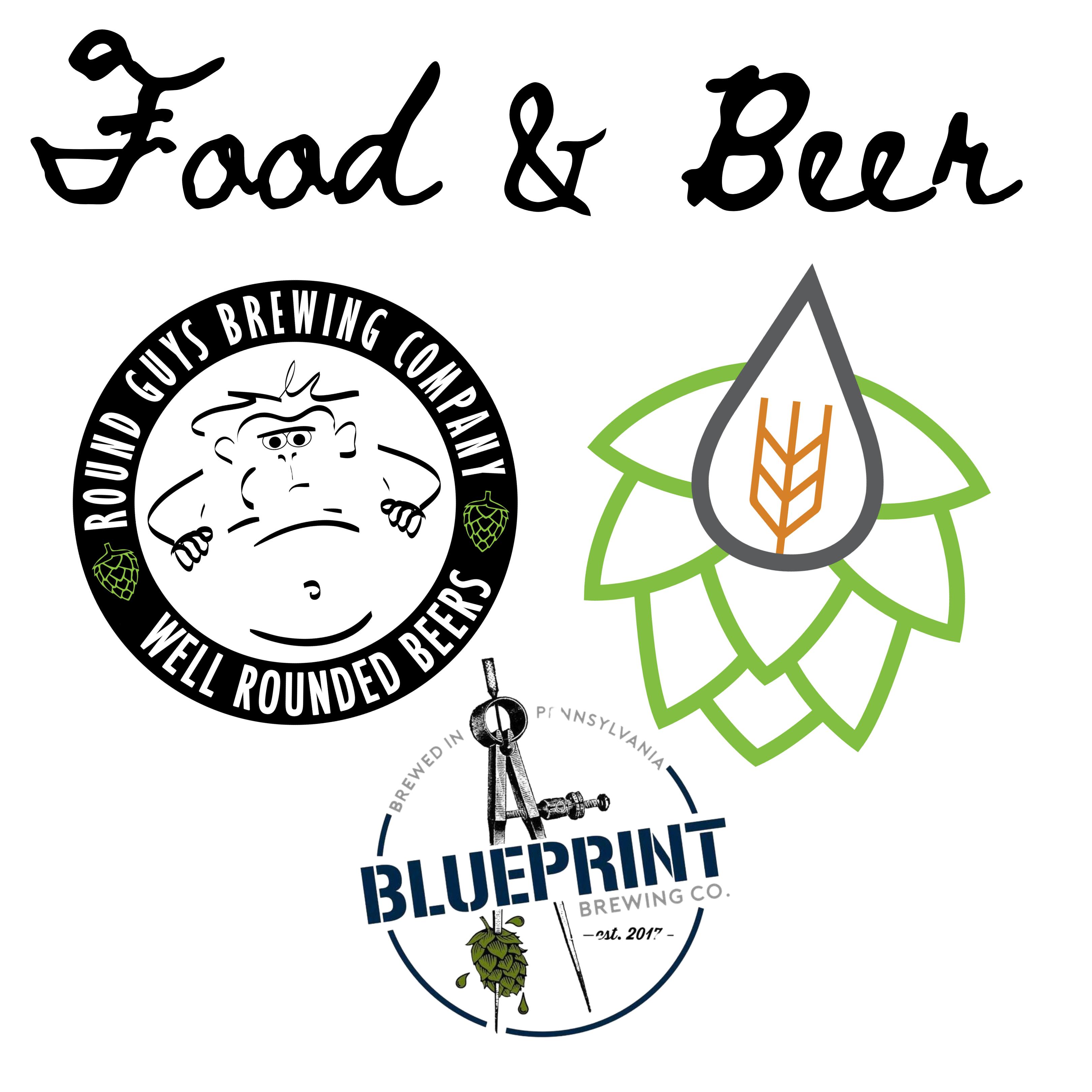 Beer & Food vendors for the Lansdale Punk Rock Flea Market!